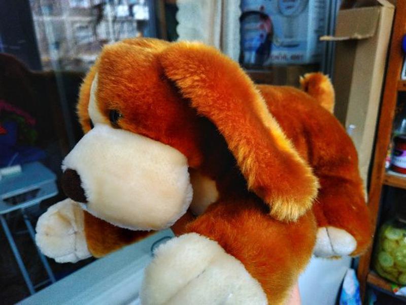 Мягкая игрушка, собака, щенок Дружок, немецкое качество - Фото 7