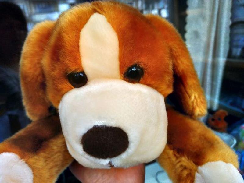Мягкая игрушка, собака, щенок Дружок, немецкое качество - Фото 8