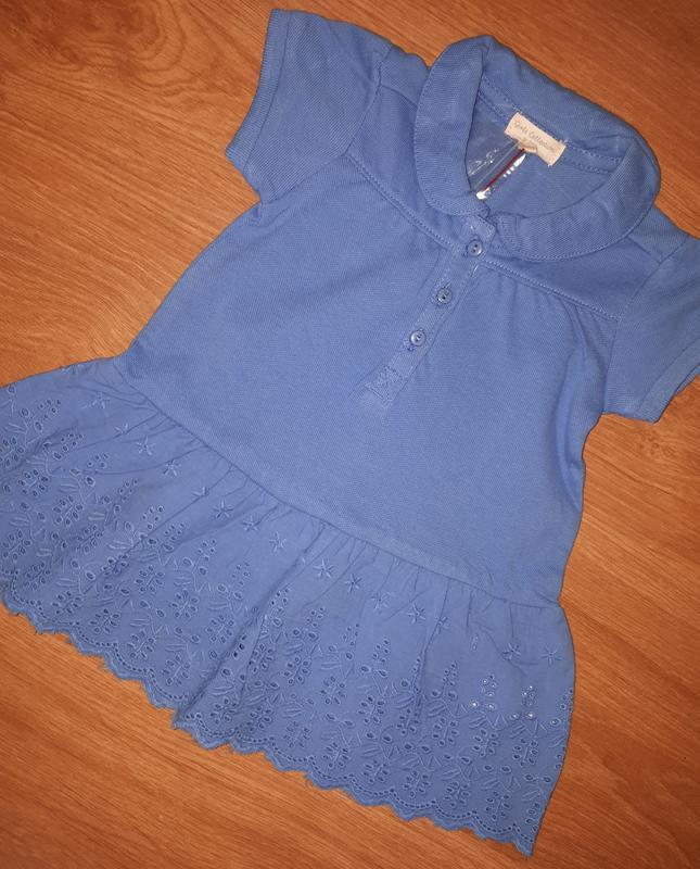Новое платье dmb(испания)18 месяцев