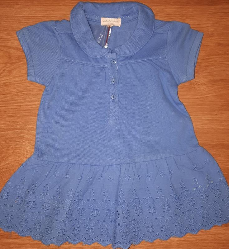 Новое платье dmb(испания)18 месяцев - Фото 2