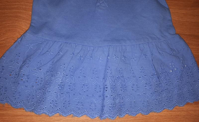 Новое платье dmb(испания)18 месяцев - Фото 4