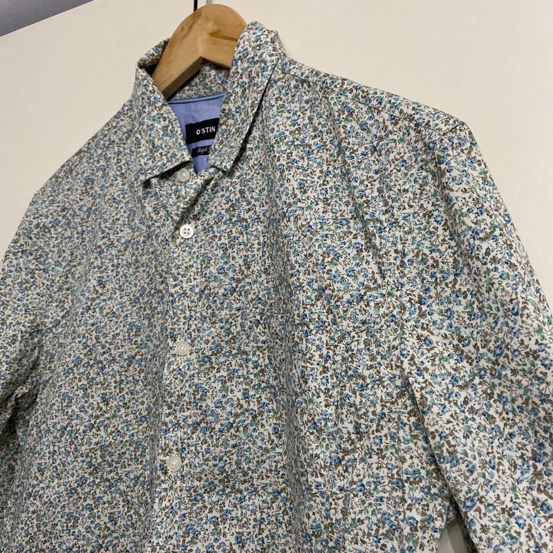 Рубашка ostin новая мужская #розвантажуюсь