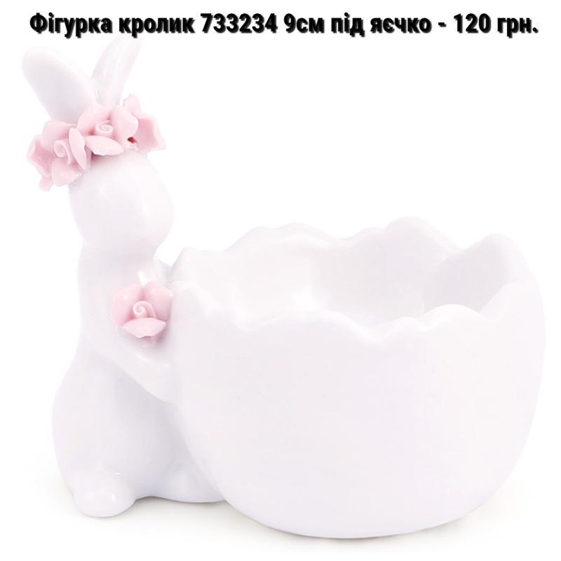 Пасхальная  посуда декор, кролик. керамика, Паска. - Фото 12