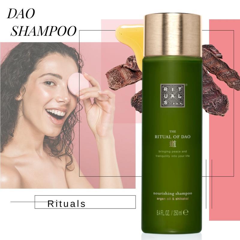 Шампунь для волос. Ritual of Dao.250мл. Нидерланды