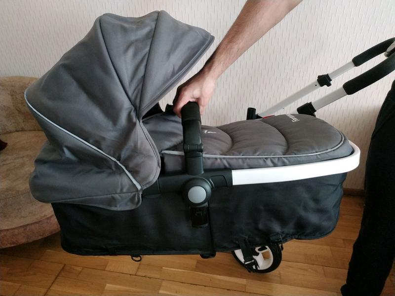 Детская коляска carello fortuna 3 в 1 - Фото 3