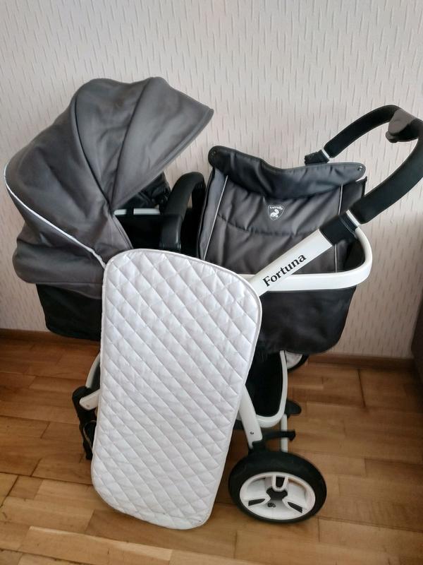 Детская коляска carello fortuna 3 в 1
