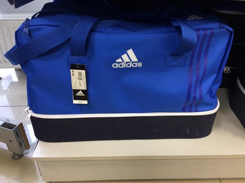 Спортивная сумка adidas tiro tb bc l bs4755 - Фото 4