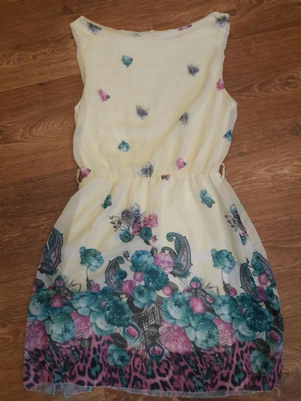 Sale супер легкое летнее платье