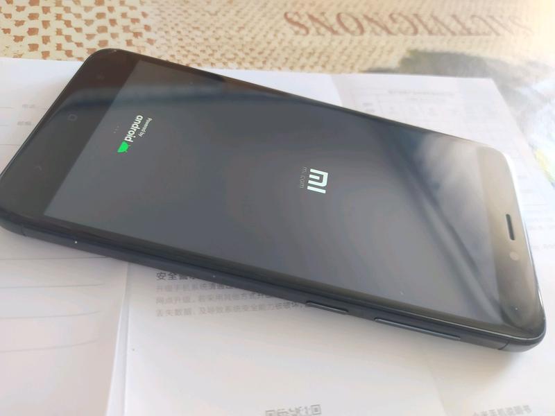 Смартфон Xiaomi Redmi 4x 2/16GB Black - Фото 7