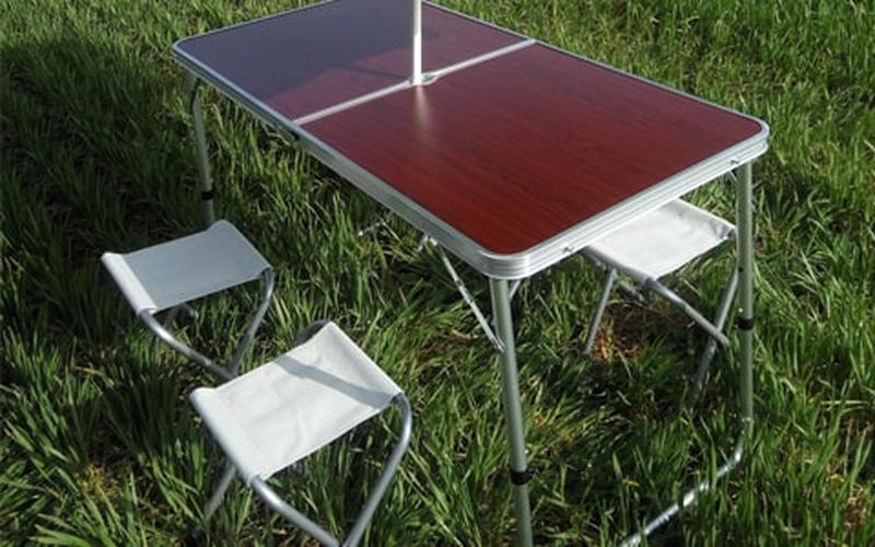 Раскладной стол для пикника - Фото 3