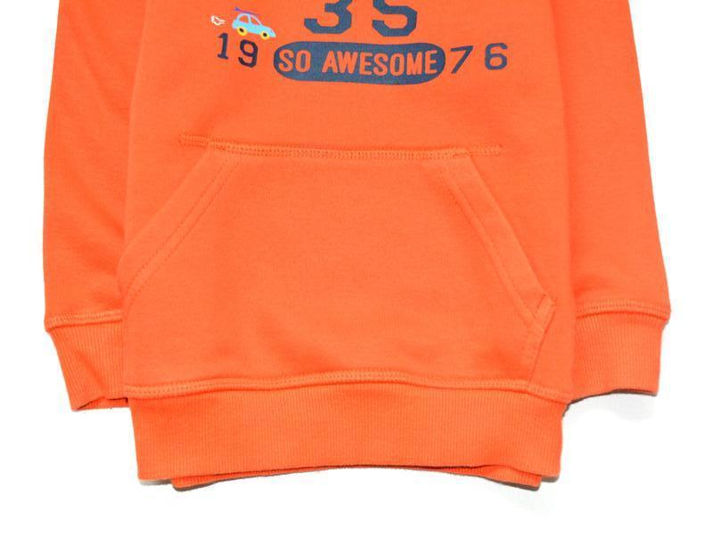 George. яркое оранжевое худи на парня 2-3 года. рост 92-98 см - Фото 6