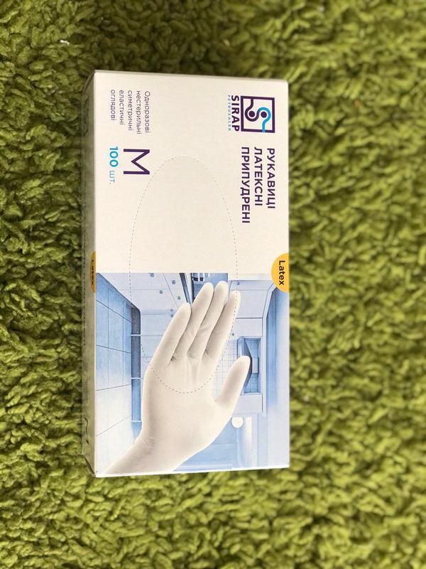 Продам перчатки 350 упаковка 100 штук - Фото 2