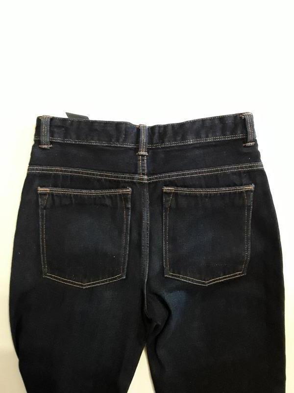 Фирменные джинсы 11-12 лет - Фото 2