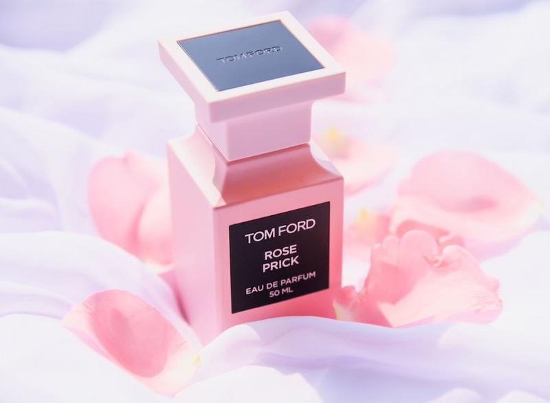 Tom Ford Rose Prick_Оригинал Eau de Parfum 2 мл_затест парф.вода