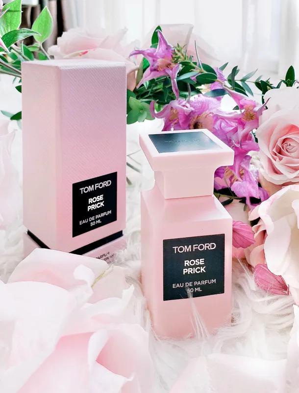 Tom Ford Rose Prick_Оригинал Eau de Parfum 2 мл_затест парф.вода - Фото 2