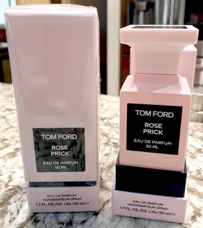 Tom Ford Rose Prick_Оригинал Eau de Parfum 2 мл_затест парф.вода - Фото 6