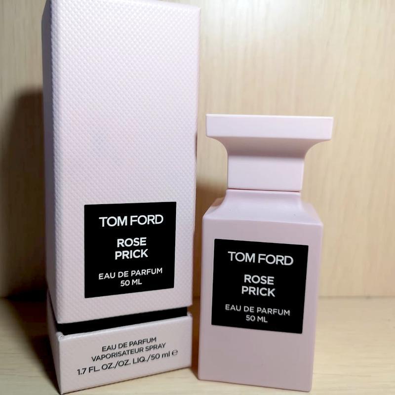 Tom Ford Rose Prick_Оригинал Eau de Parfum 2 мл_затест парф.вода - Фото 7