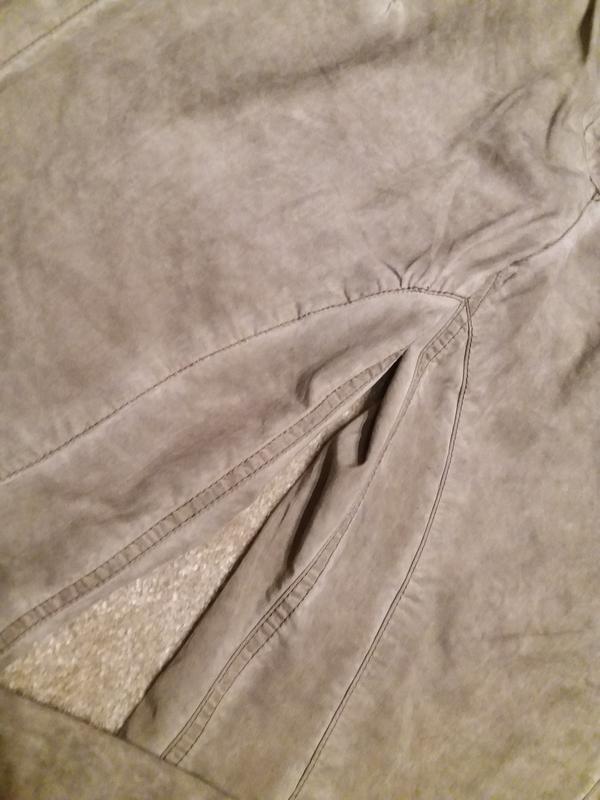 Брюки джинсы джегинсы стрейч имитация варенки -s.oliver--12 14... - Фото 3