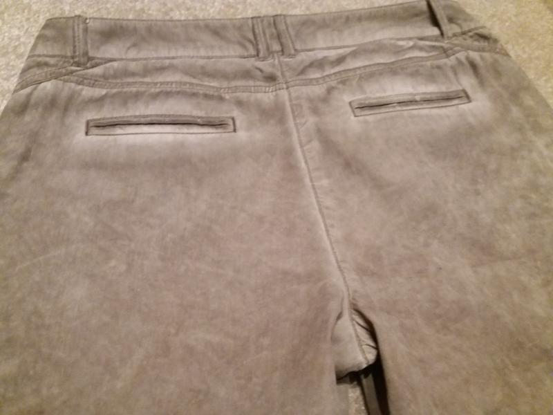 Брюки джинсы джегинсы стрейч имитация варенки -s.oliver--12 14... - Фото 4