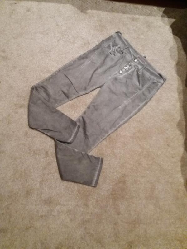 Бомбезные джинсы на болтах-имитация варенки- fornarina--10 12р...
