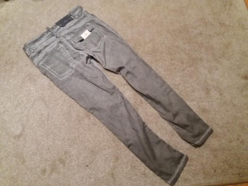 Бомбезные джинсы на болтах-имитация варенки- fornarina--10 12р... - Фото 3