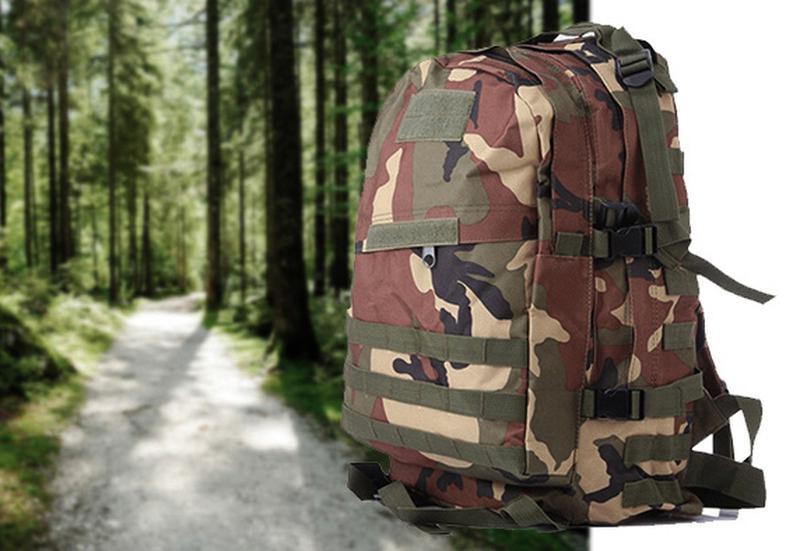 Рюкзак тактический, походный - Фото 7