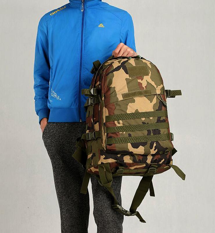 Рюкзак тактический, походный - Фото 13