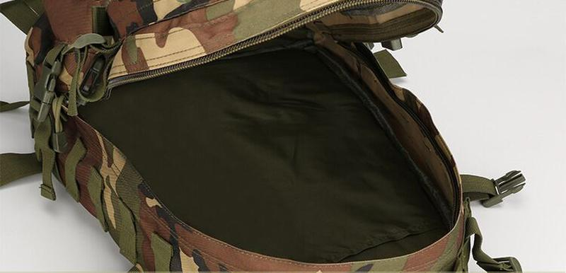 Рюкзак тактический, походный - Фото 12