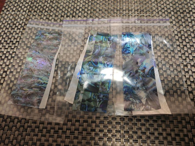 Фольга для ногтей, 6 и 7 - битое стекло - Фото 4
