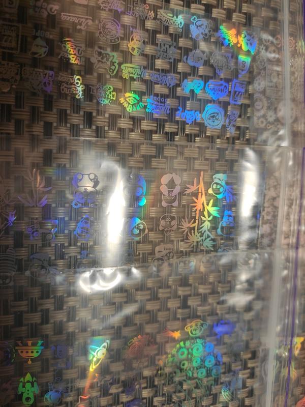 Фольга для ногтей, 6 и 7 - битое стекло - Фото 10