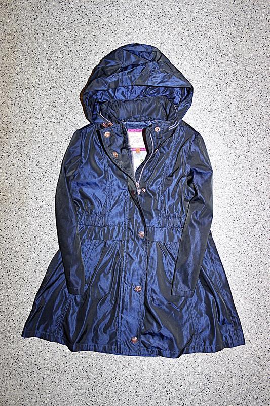 Куртка плащ ветровка 5-6 лет baker