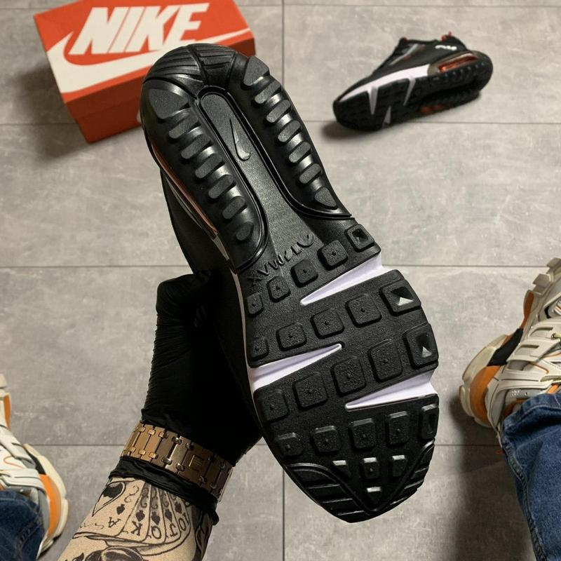 Nike air max 2090 black red - Фото 5