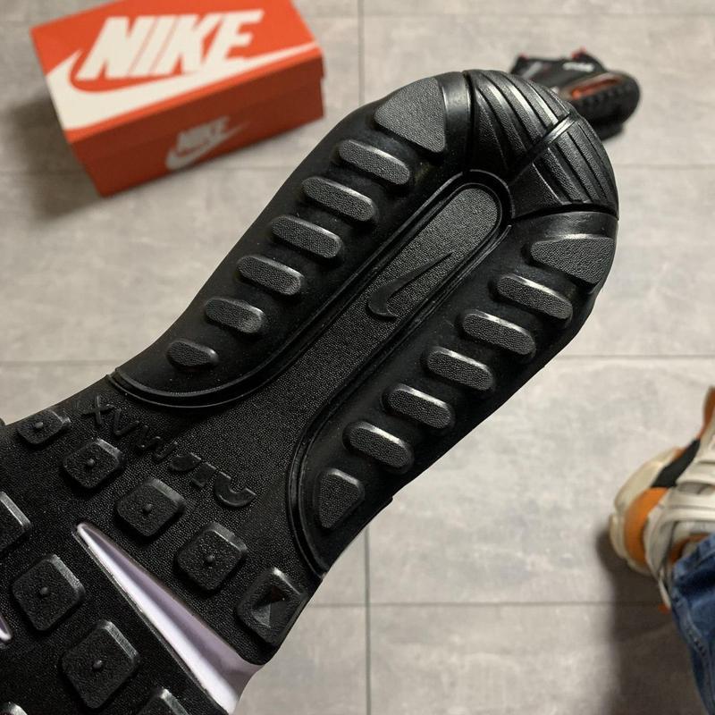 Nike air max 2090 black red - Фото 6