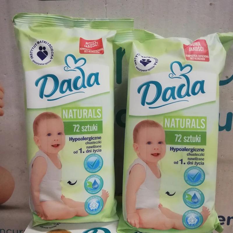 ОРИГИНАЛ Подгузники DADA Extra Soft JUMBO BOX 3 4 4+ 5 Підгузки - Фото 8