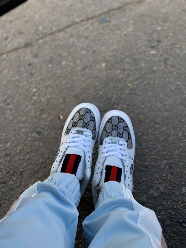 Мужские кроссовки nike air force 1 😍 - Фото 7