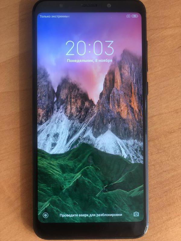 Продам Мобильный Телефон Xiaomi Redmi 5 Plus 3/32