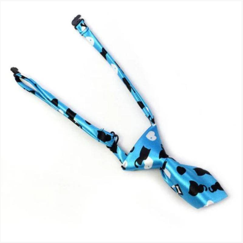 Галстук для собаки голубой 3152-15 - Фото 2