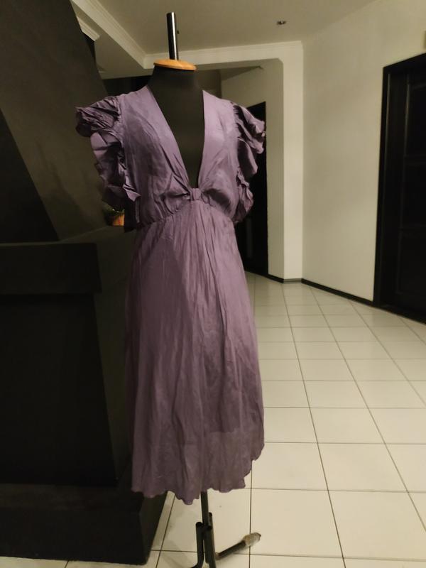 Платье винтаж ретро хамелеон италия винтажное
