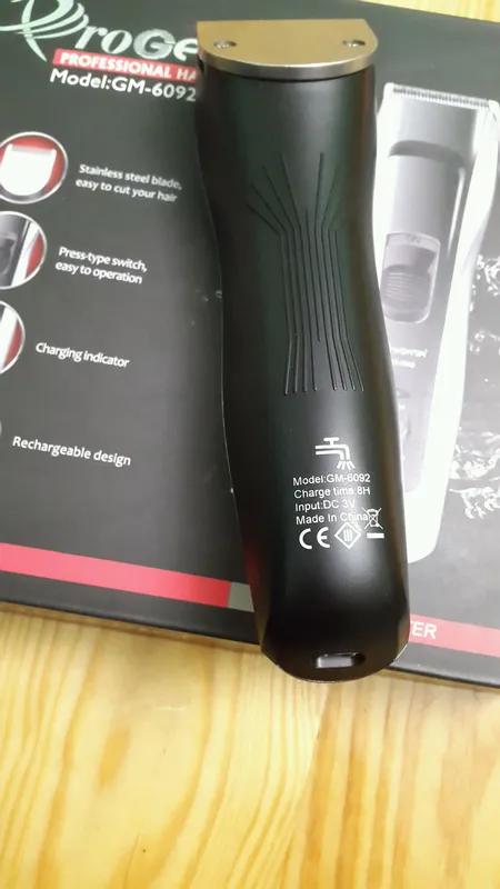 Професійна машинка для стрижки волосся - Фото 4