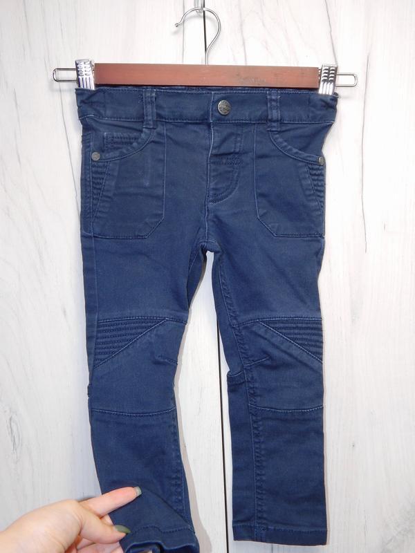 Стильные джинсы на мальчика - Фото 3