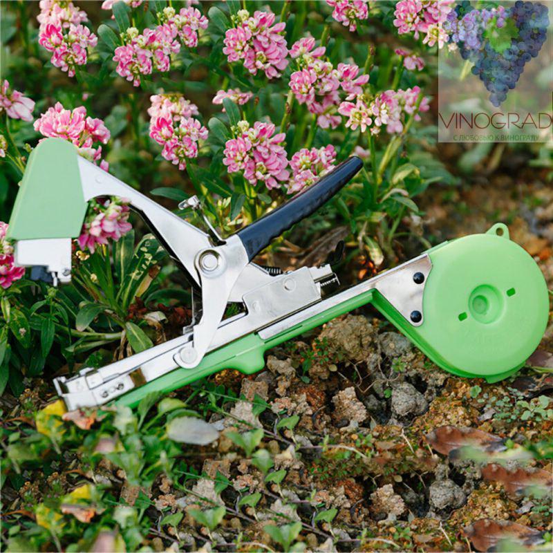 Степлер для подвязки TITAN 2 Тапенер степлер для винограда малины