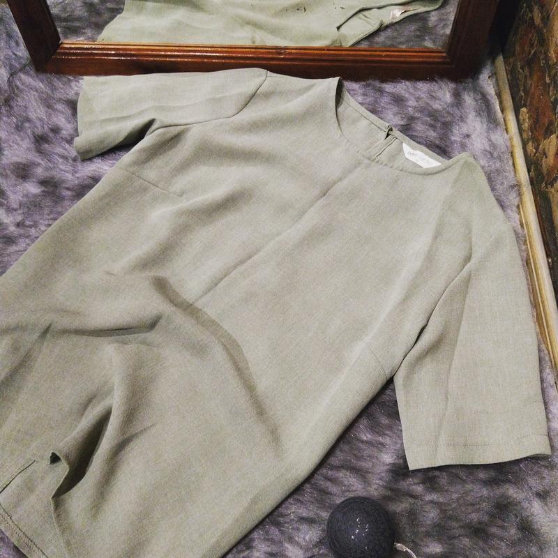 #розвантажусь блуза кофточка топ bonmarché - Фото 2