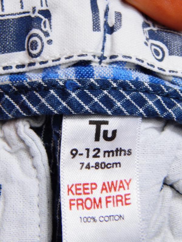 Короткие шорты с подворотом - Фото 4
