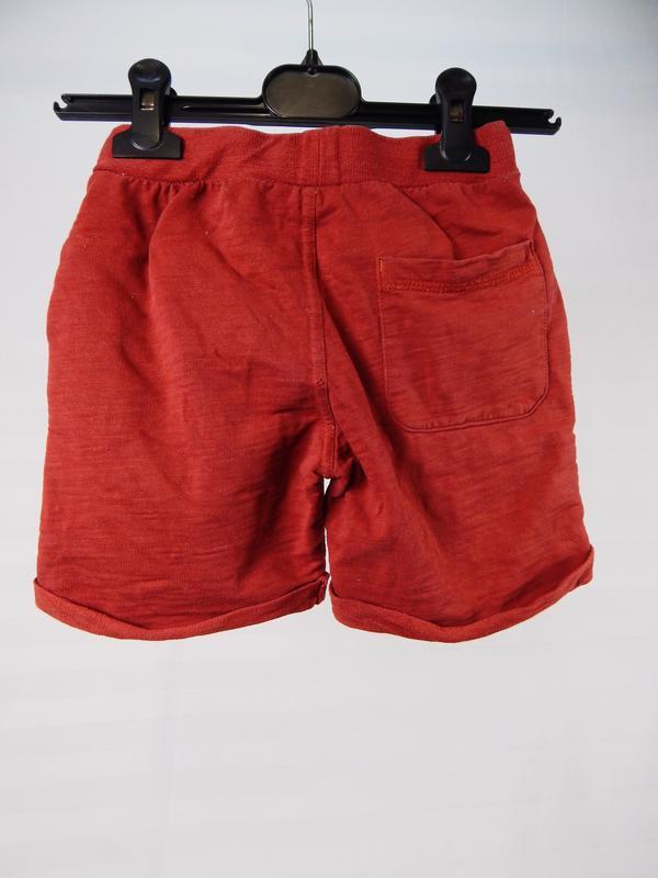 Трикотажные шорты на резинке - Фото 2