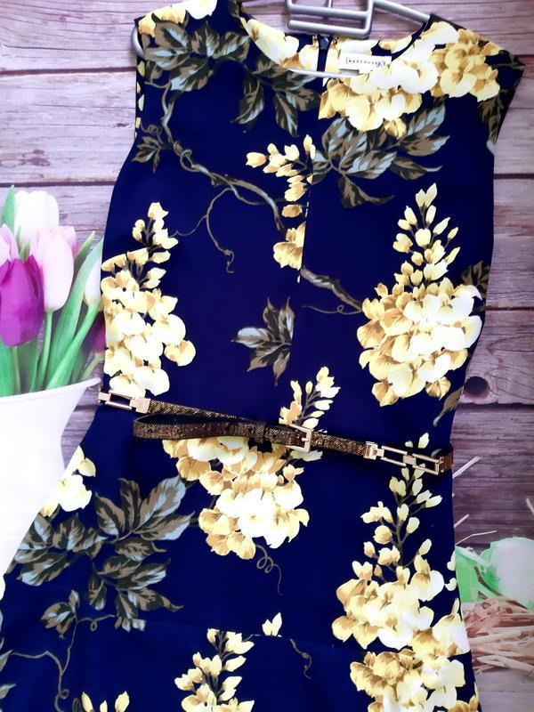 Очень нарядное платье - Фото 2