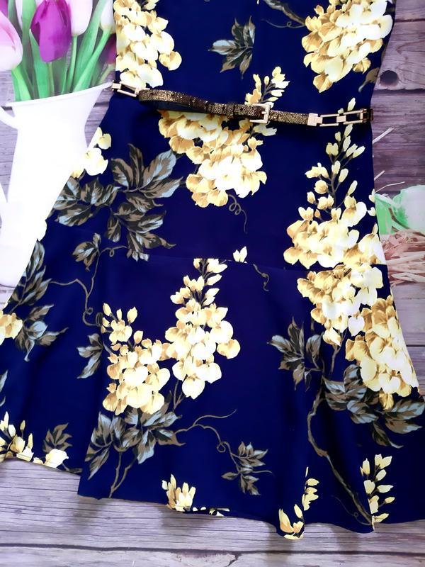 Очень нарядное платье - Фото 3