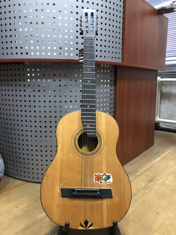 (1281) Гитара 3\4 Супер для Обучения