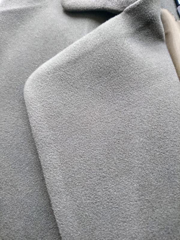 Стильное пальто жилетка на запах - Фото 2