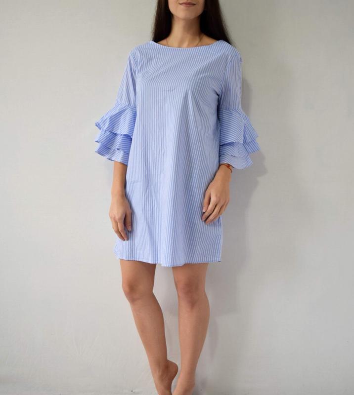 Платье zara - Фото 2