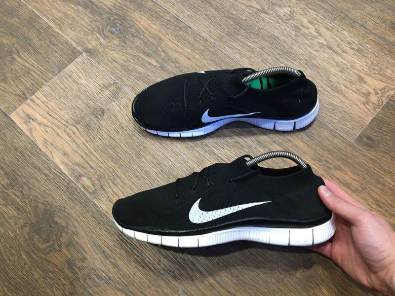 Canberra personal Mal  Кроссовки Nike Free Run Flyknit, размер 43 на IZI.ua (3336965)